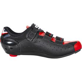 Sidi Genius 7 Zapatillas Hombre, black/red